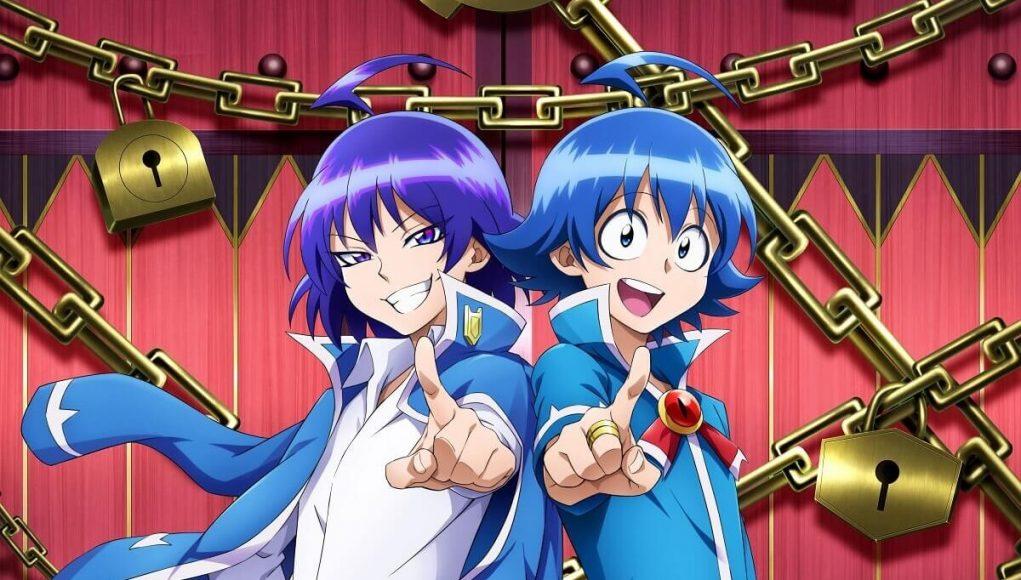 Iruma-kun segunda temporada abril imagen destacada