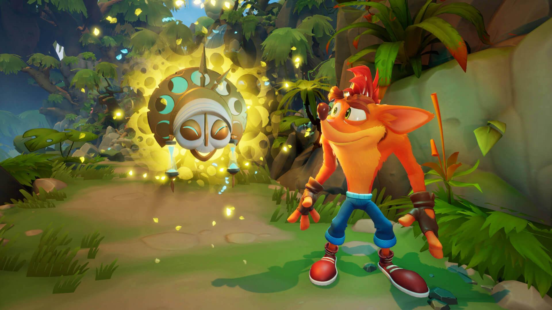 Nueva demo Crash Bandicoot 4: it's about time