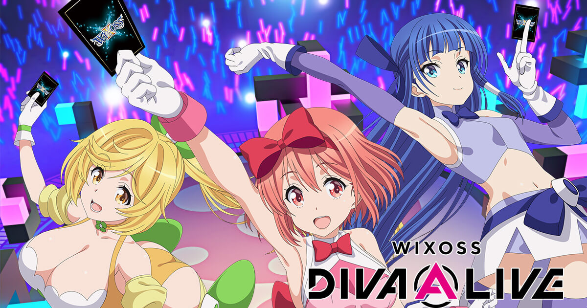 Wixoss Diva(a)Live enero