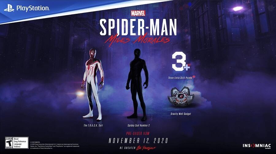 Marvel's Spider-Man: Miles Morales Gold