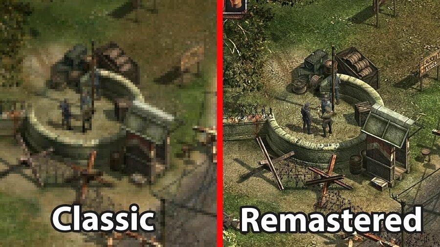 Análisis Commandos 2 & Praetorians HD remaster