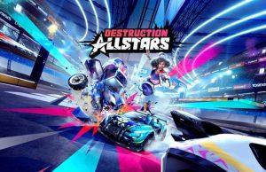 Destruction AllStars estrena el nuevo modo competitivo Blitz