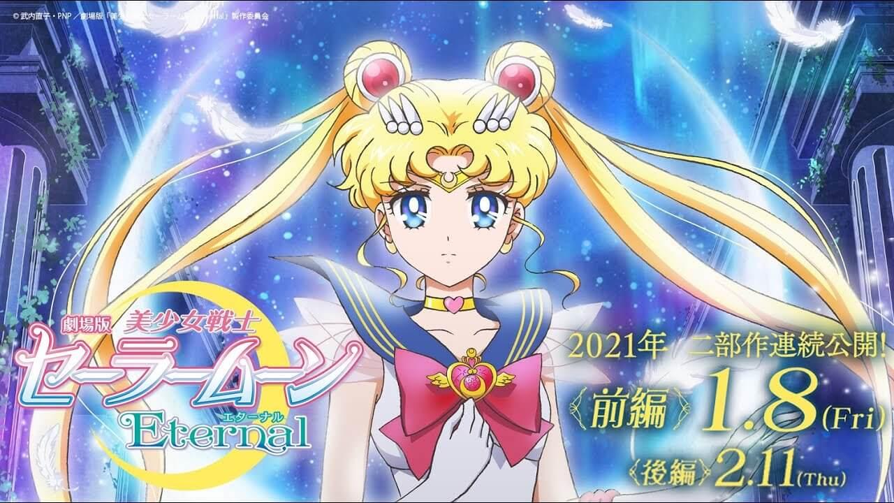 Sailor Moon Eternal tráiler imagen destacada