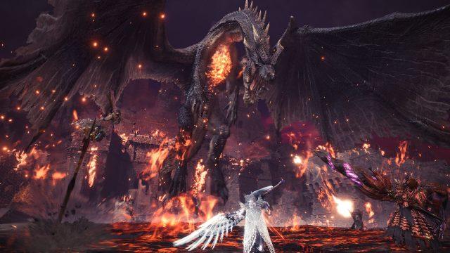 Ya disponible la quinta actualización de 'Monster Hunter World: Iceborne'