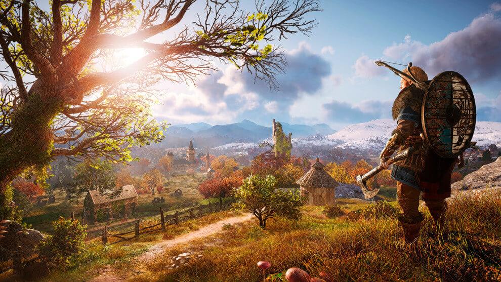 Mejor Assassin's Creed: Valhalla