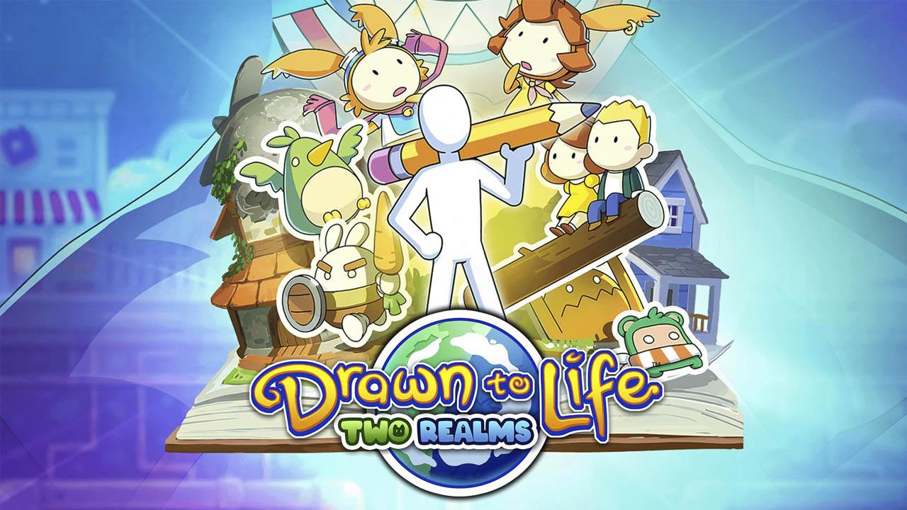Drawn to Life: Two Realms fecha lanzamiento