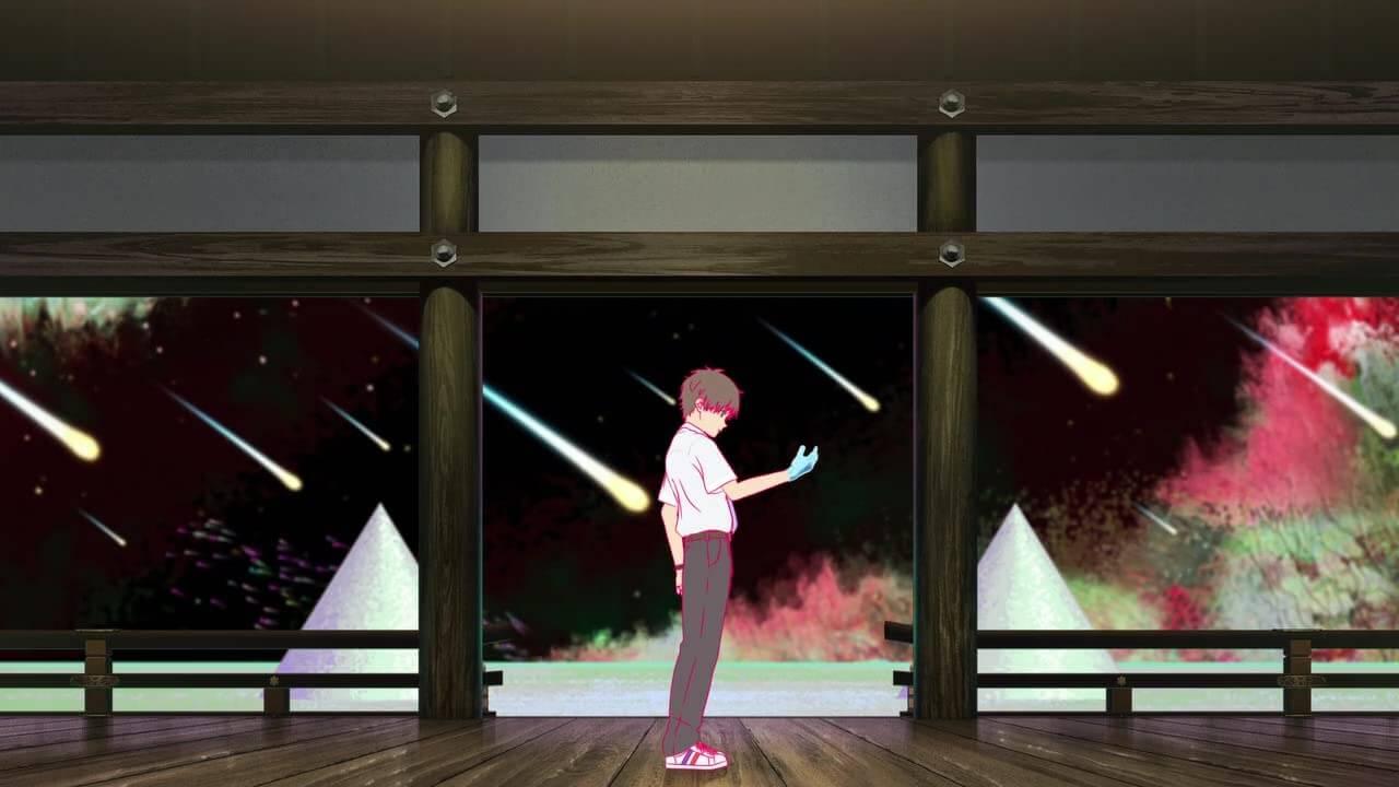 Hello World reseña anime momentos oníricos