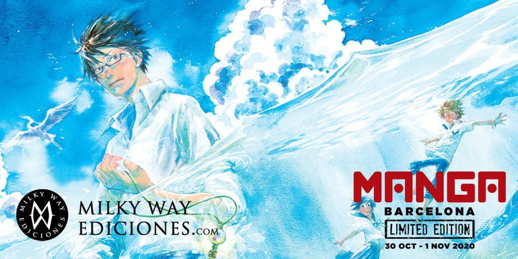 Novedades Milky Way Manga Barcelona Limited imagen destacada
