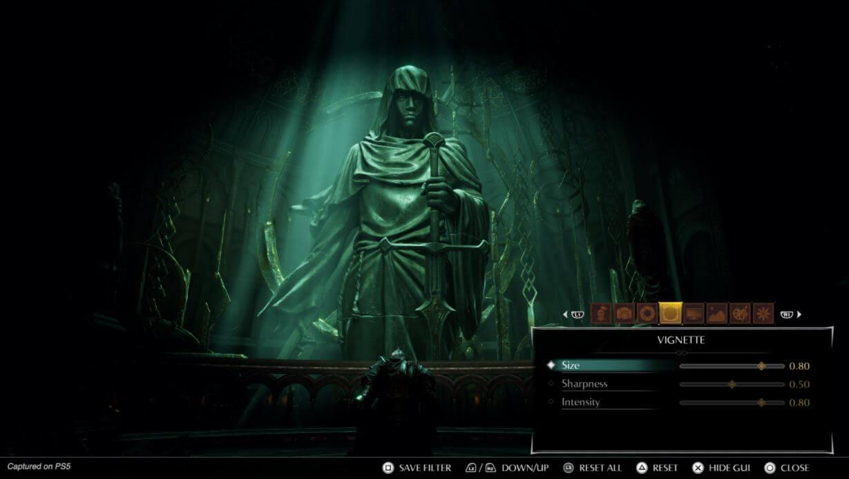 Demon's Souls creador de personajes