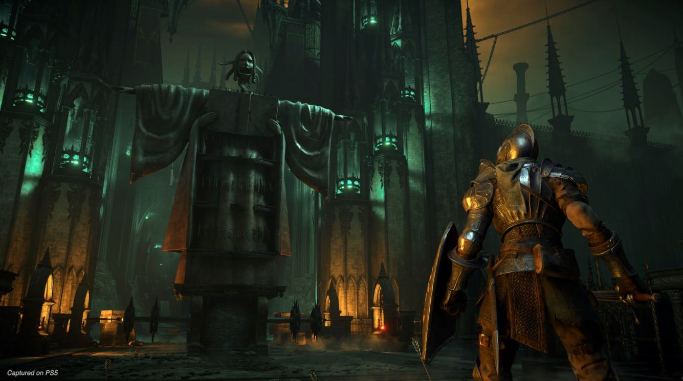 Demon's Souls ya está disponible