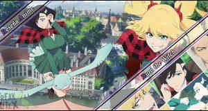 Reseña anime burn the witch imagen destacada