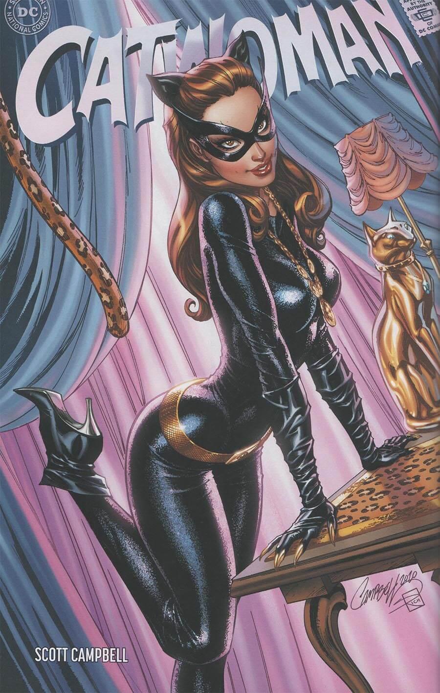 Reseña Catwoman: Especial 80 aniversario
