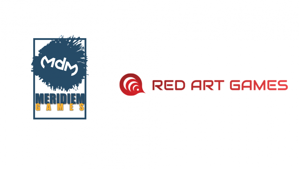 Meridiem Games y Red Art Games firman un acuerdo de colaboración
