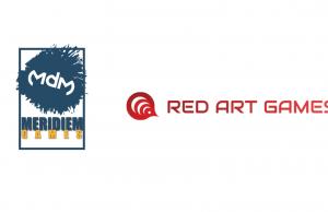 Meridiem Games y Red Art Games firman un acuerdo de colaboración