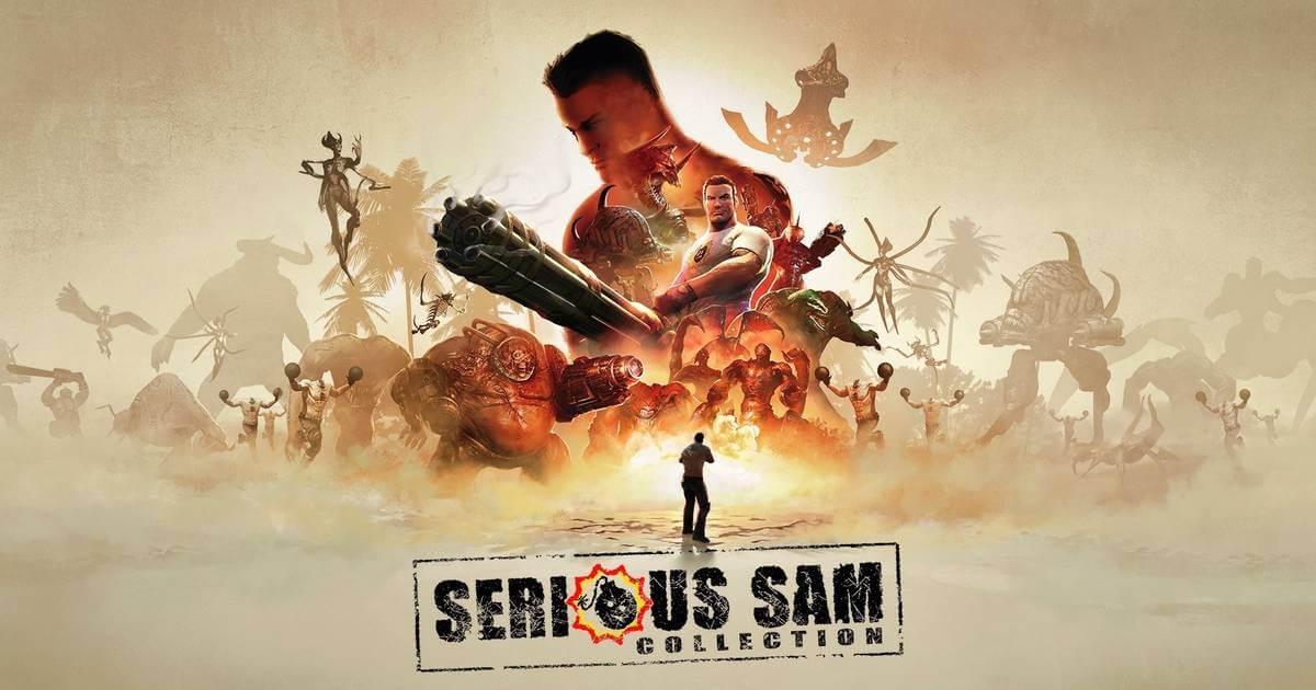 Análisis Serious Sam Collection