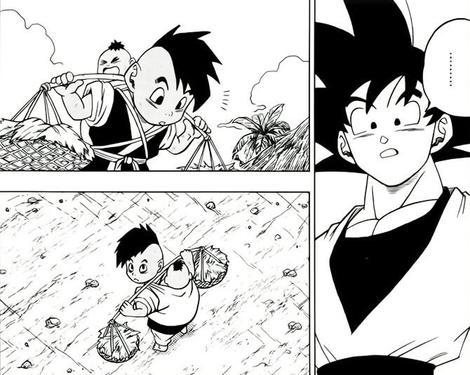 Reseña manga Dragon Ball Super #6 Ūb y Goku
