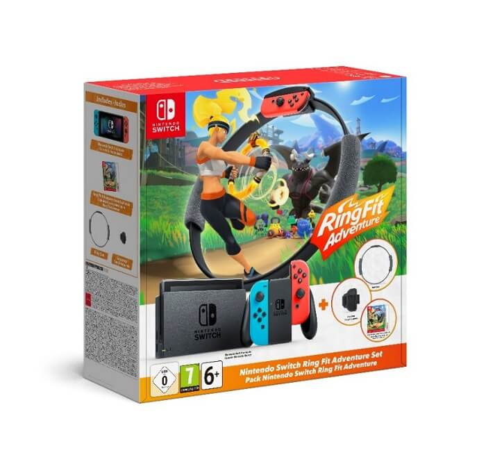 Pack Navidad Nintendo Switch