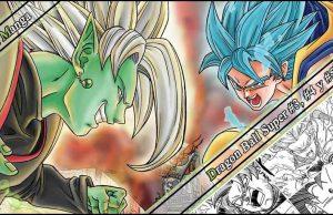 Reseña manga Dragon Ball Super #3 imagen destacada