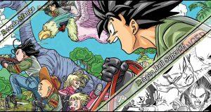 Reseña manga Dragon Ball Super #6 imagen destacada