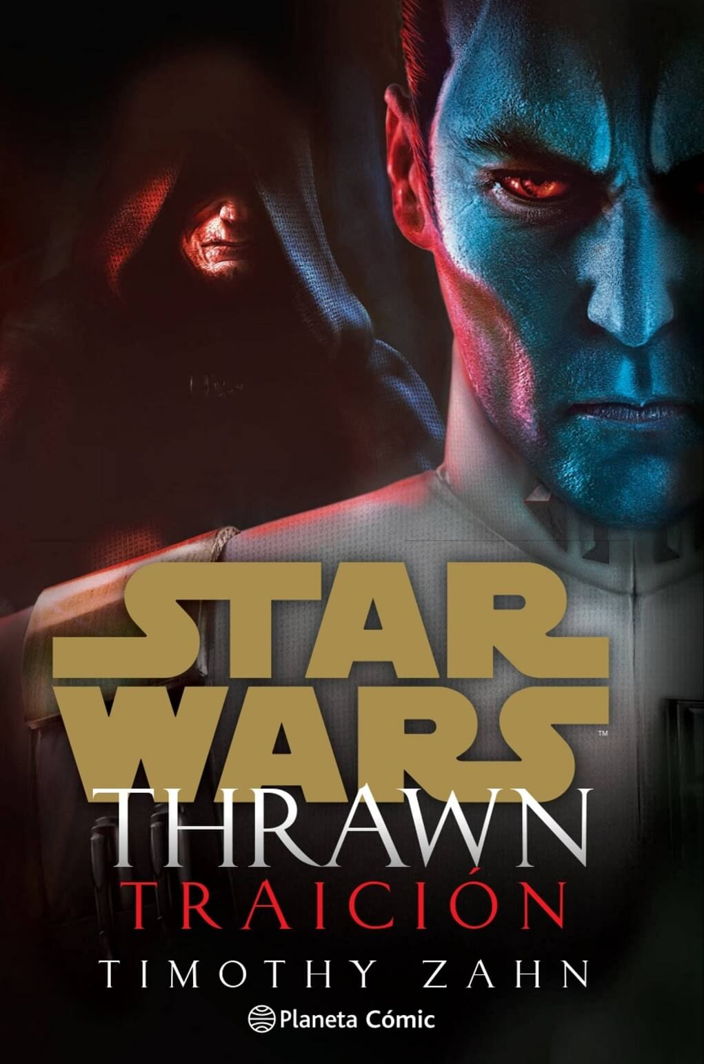 Reseña Star Wars Thrawn Traición