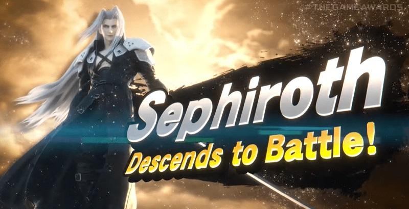 Super Smash Bros Ultimate Sefirot