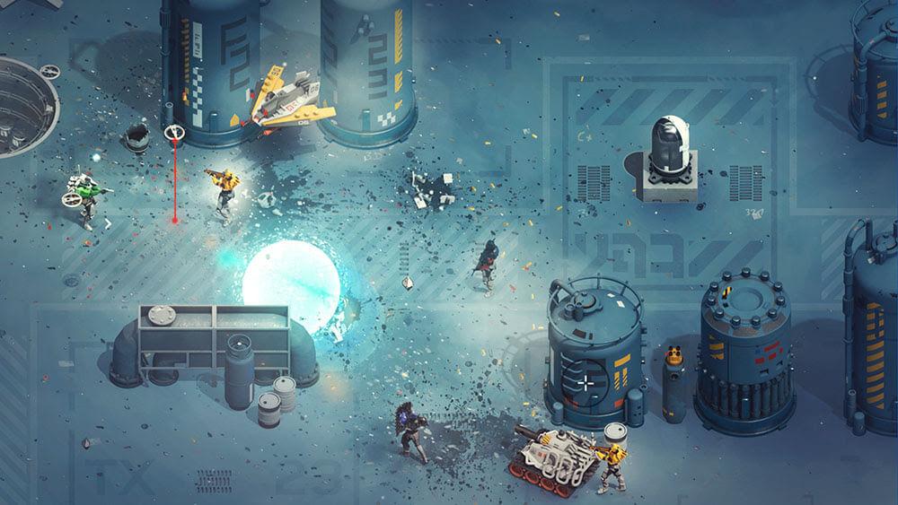 ¡El shooter táctico 'Synthetik' será multiplataformas!