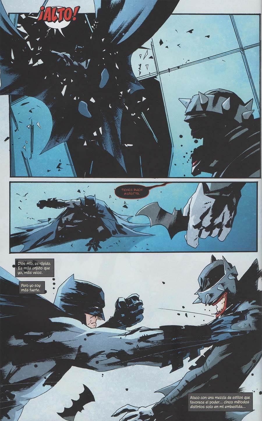 Reseña El Batman que ríe