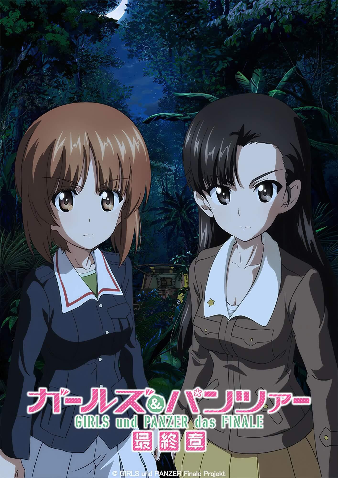 Girls Panzer Finale tráiler