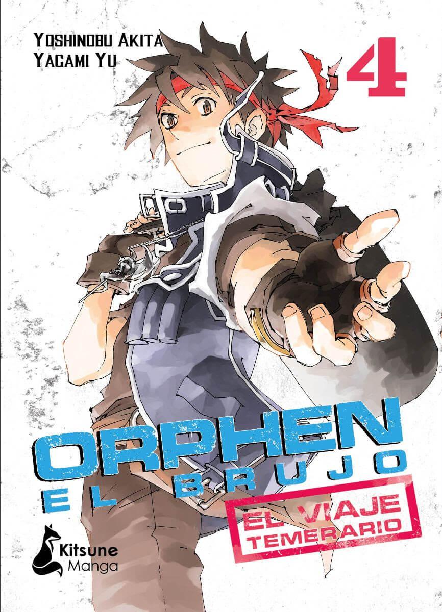 Orphen el Brujo El viaje temerario 4