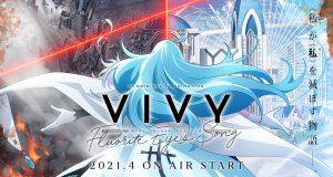 Wit anime original Vivy