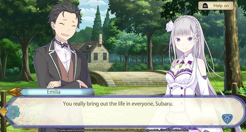Análisis Re:Zero - The Prophecy Of The Throne
