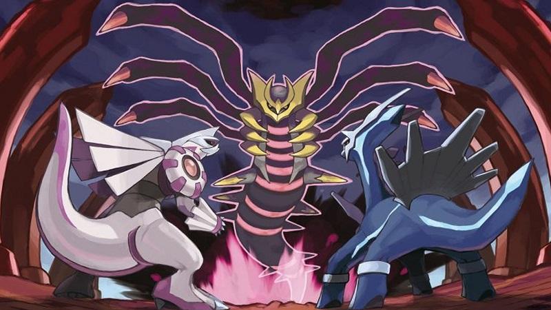 Remake Pokémon Perla y Diamante