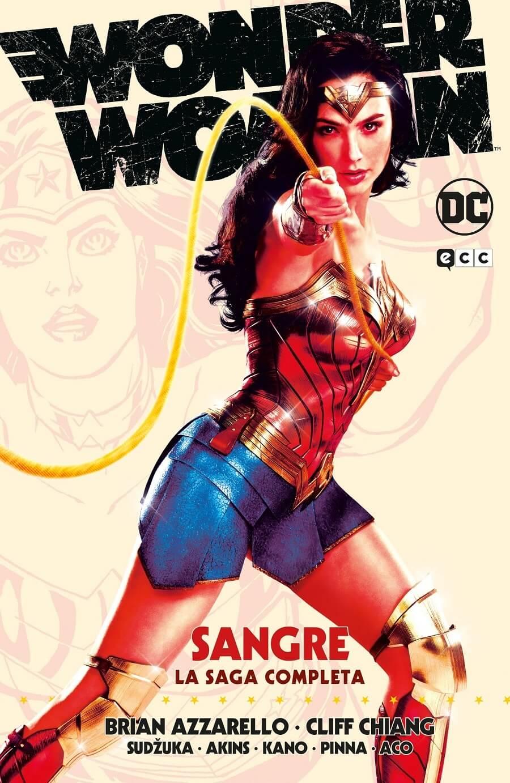 Reseña de Wonder Woman: Sangre - La saga completa
