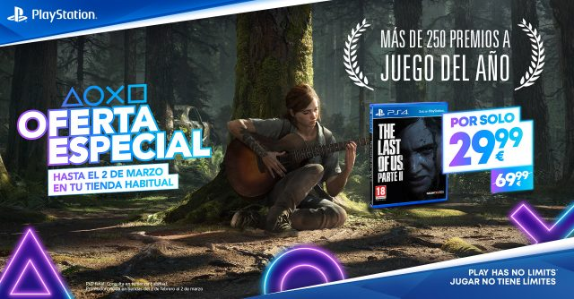 The Last of Us Parte II rebaja su precio temporalmente