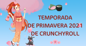 Crunchyroll nuevos animes primavera imagen destacada