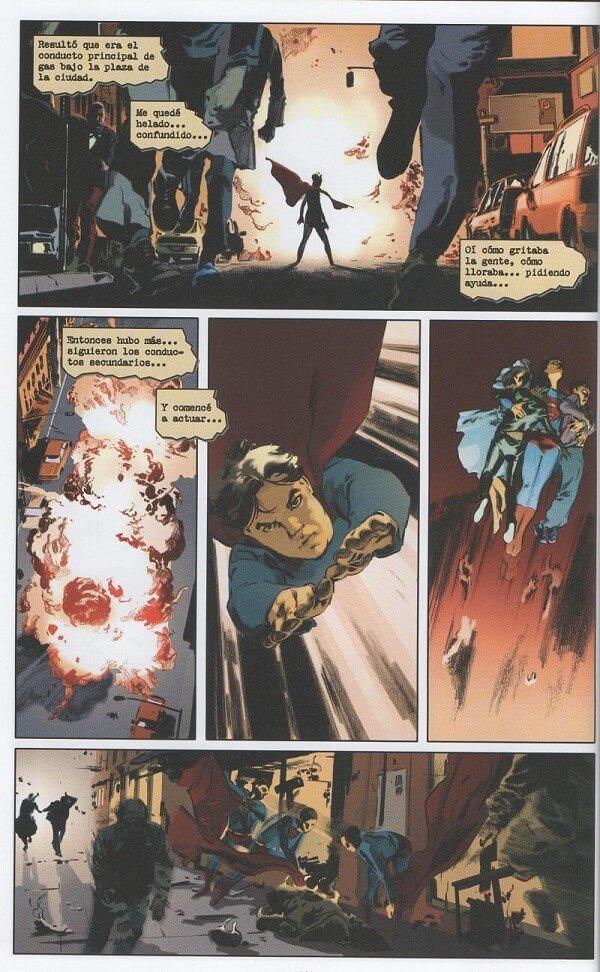 Reseña Superman: Identidad secreta