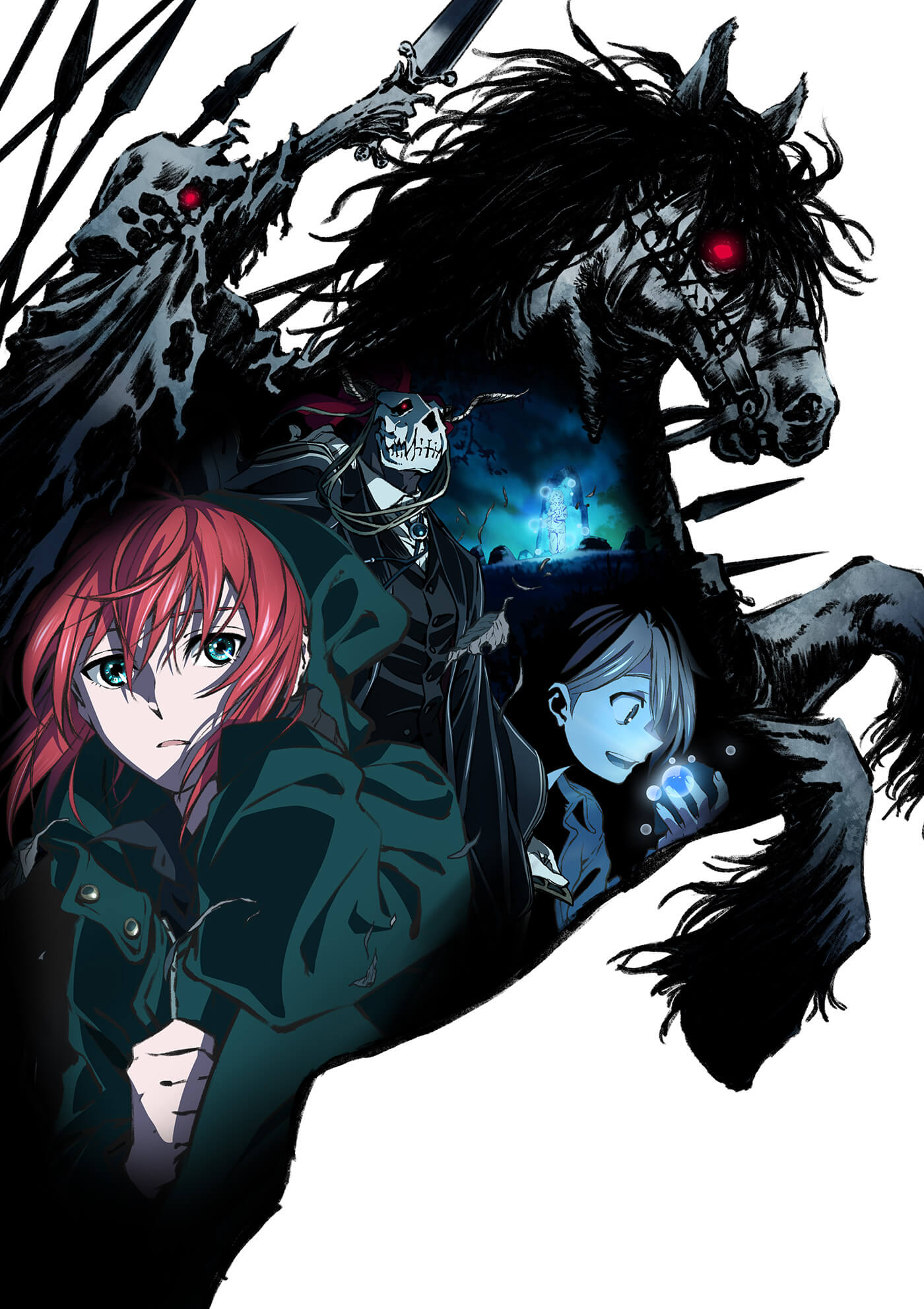 Magus Bide nuevo anime