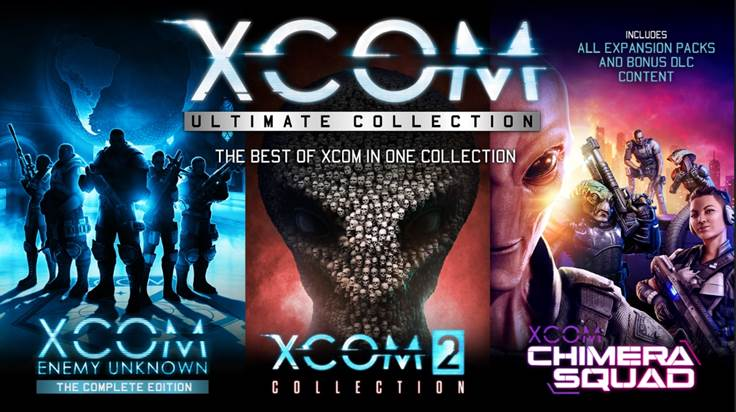 XCOM Ultimate Collection