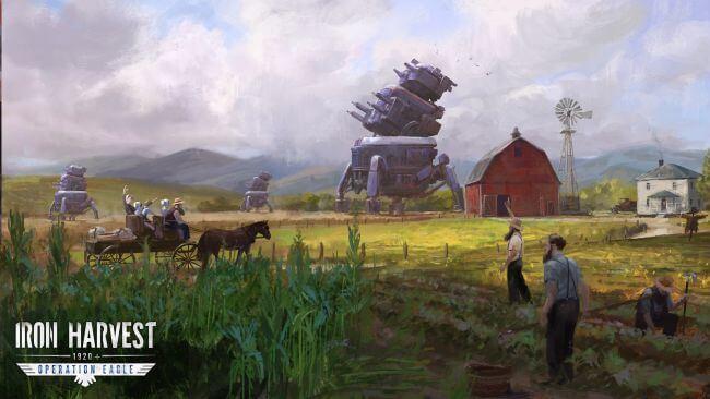 Iron Harvest 1920+ Operación Águila