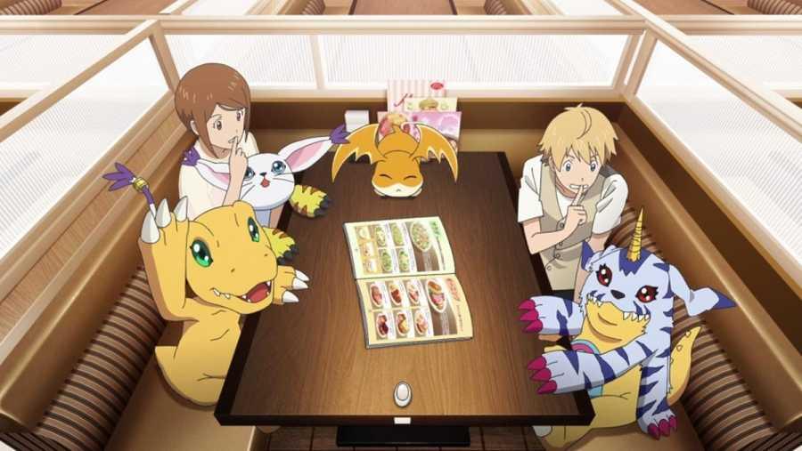 Digimon Kizuna reseña anime personajes