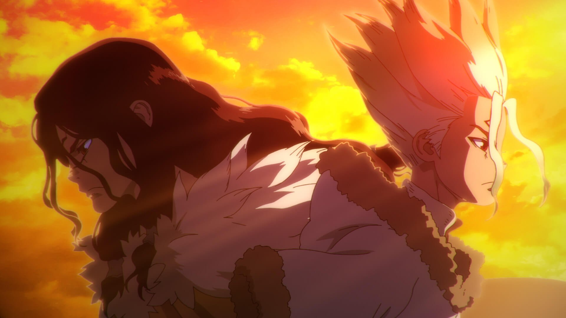 Dr. Stone 2 reseña anime antagonista