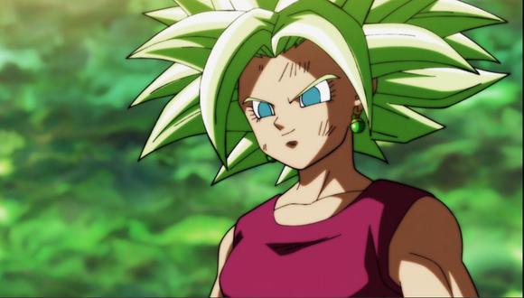 Los personajes más poderosos de Dragon Ball   Kefla