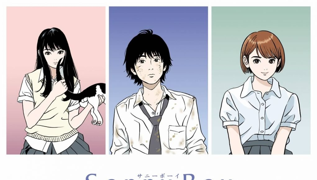 Sonny Boy anime original
