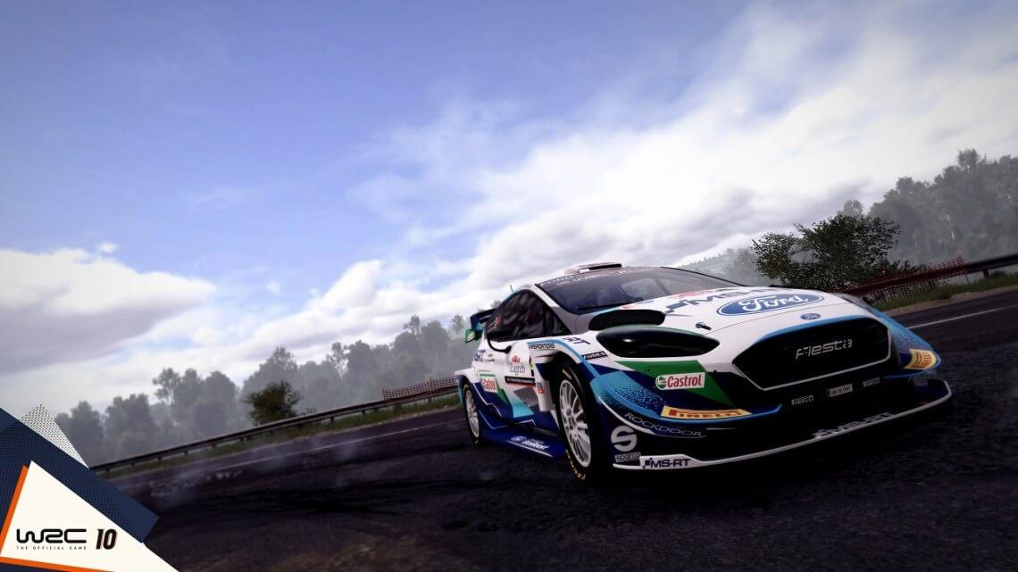 WRC 10 y su modo aniversario | Haz historia