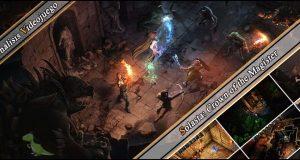 Análisis de videojuegos - Solasta Crown of the Magister