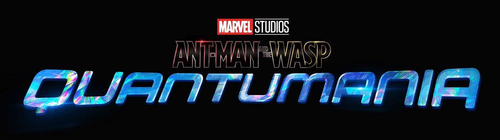 Ant-Man an the Wasp: Quantumania logo