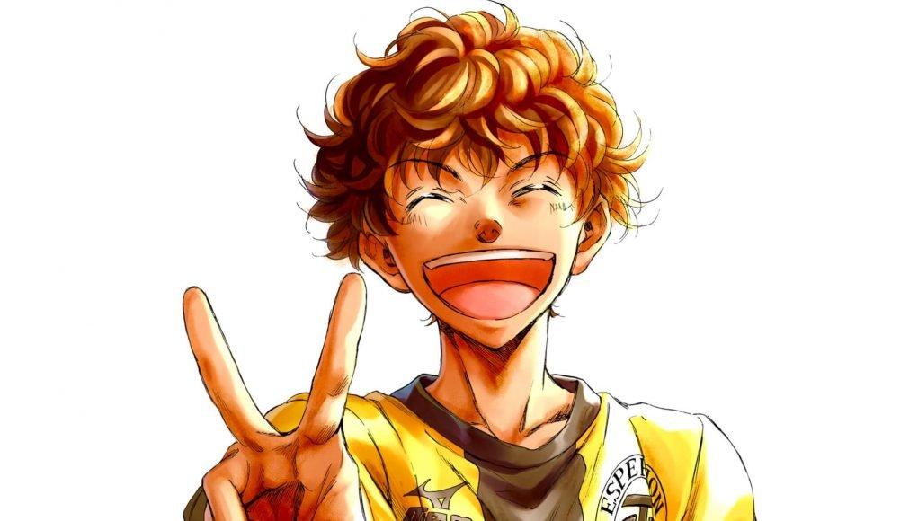 Ao Ashi anime imagen destacada