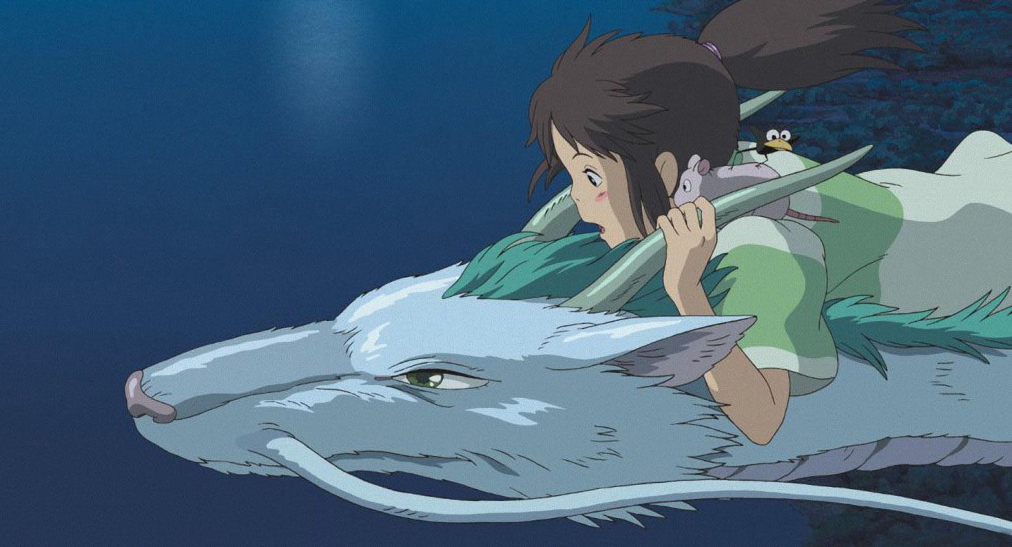 El Viaje de Chihiro regresa a los cines el 21 de mayo con motivo de su 20 aniverario