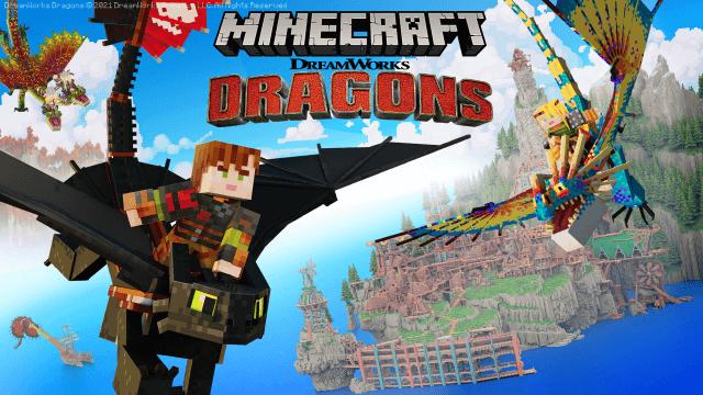 Nuevos DLC para Minecraft y Minecraft Dungeons
