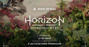 Nuevo State of Play centrado en 'Horizon Forbiden West'